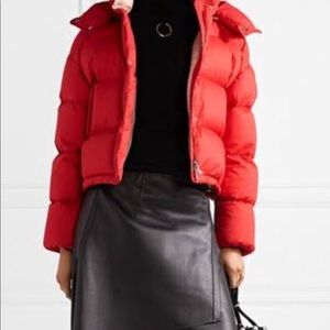 moncler paeonia red